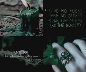 harry potter, slytherin, and lockscreen image