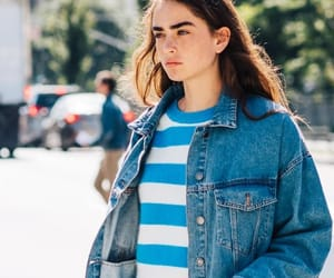 beauty, skinny, and fashion image