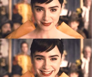 lily collins and mirror mirror image