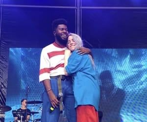 khalid and billie eilish image