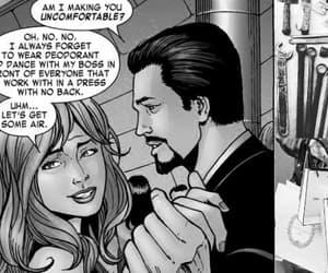 Avengers, Marvel, and pepper image