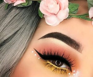 makeup and eyemakeup image