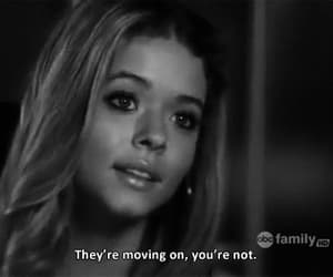 pretty little liars, pll, and move on image
