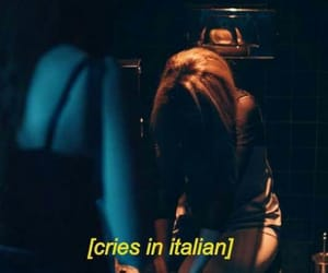 drunk, girl, and italy image