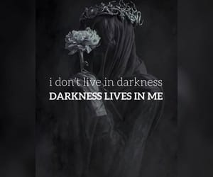 Darkness, i, and lives image