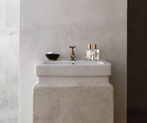 bathroom, design, and minimal image