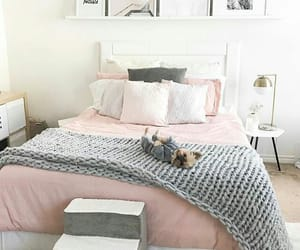 style, room, and bedroom image