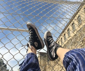converse, summer, and aethetic image