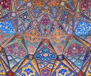 allah, mosque, and art image