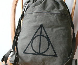 harry potter and want image