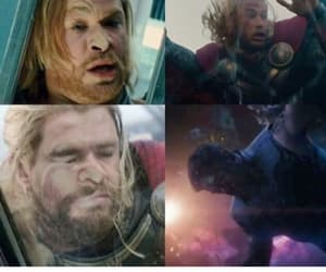 Marvel and thor image