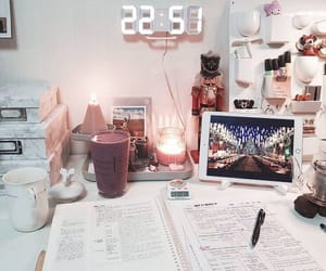 study, books, and room image