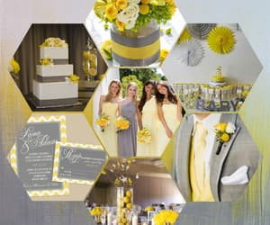 colors, gray, and yellow image