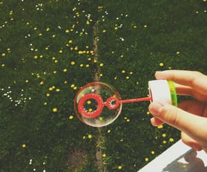 bubbles, Hot, and summer image