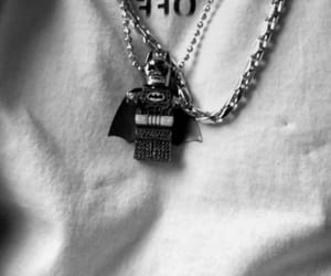 batman, necklace, and liam image