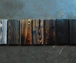 burned, minimalism, and wood image
