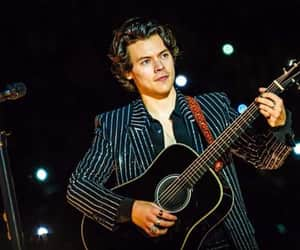 styles, gitar, and harry image