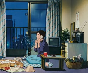 1991, anime, and aesthetic image