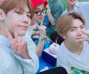 if, kpop, and jian image