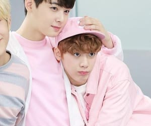 astro, eunwoo, and sanha image