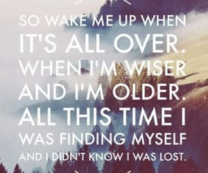 band, quote, and avicii image