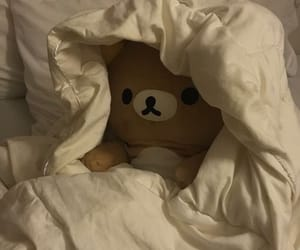 aesthetic, cute, and rilakkuma image