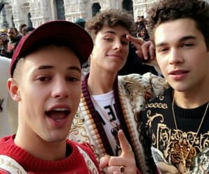 cameron dallas and austin mahone image
