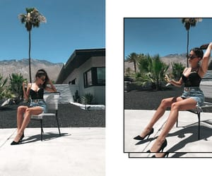 lingerie, palm springs, and fashionlush image