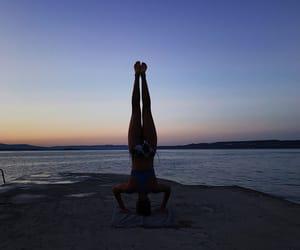 fitness, me, and yoga image