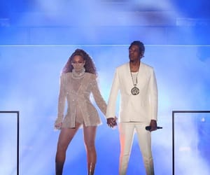couple, beyoncé, and queenbey image
