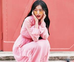 beauty, korea, and girl image