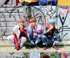 boy, korea, and bts image
