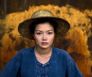 blu, steve mccurry, and thailand image