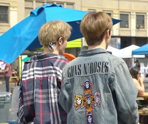 aesthetic, boys, and kpop image
