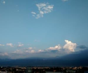 azul, beautiful, and cielo image