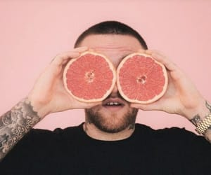 pink and mac miller image