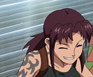 anime, anime girl, and black lagoon image