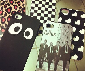 iphone, the beatles, and beatles image