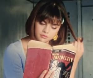 selena gomez, book, and back to you image