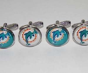 etsy, sports cufflinks, and football cufflinks image