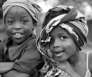 africa, photo, and black and white image