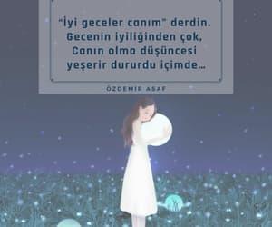 ask, siir, and türkçe sözler image