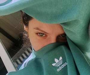 adidas, clothes, and green image