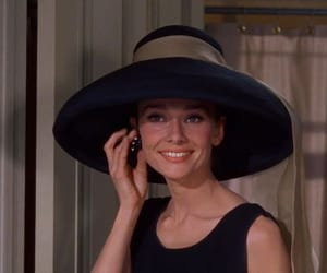 50s, audrey hepburn, and Breakfast at Tiffany's image