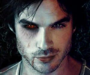 ian somerhalder, the vampire diaries, and damon image