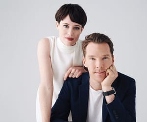 variety, claire foy, and benedict cumberbatch image