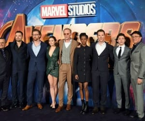 Avengers, Marvel, and mcu image