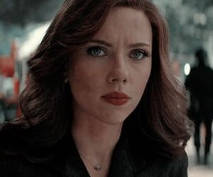 Avengers, black widow, and girl image