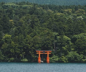 japan, travel, and view image