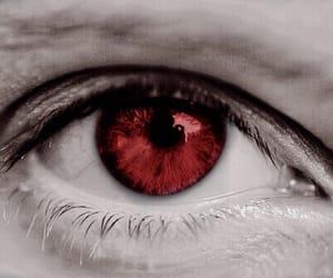 evil, vampire, and vampire eyes image